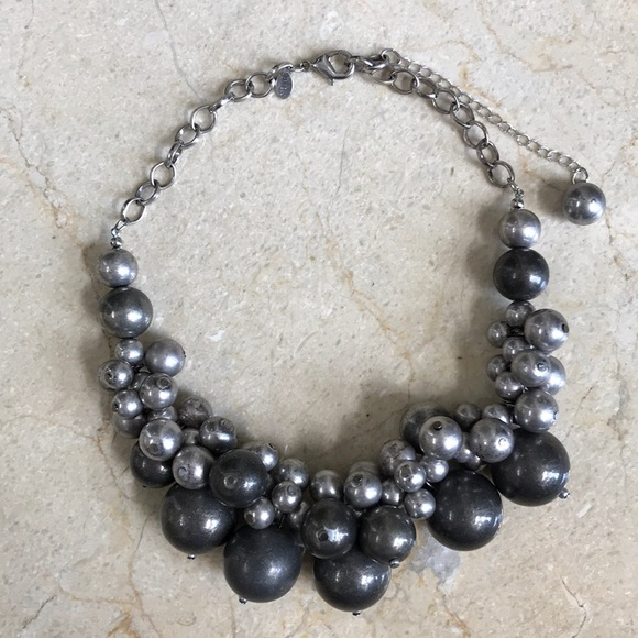 Express Jewelry - EXPRESS Bubble Necklace